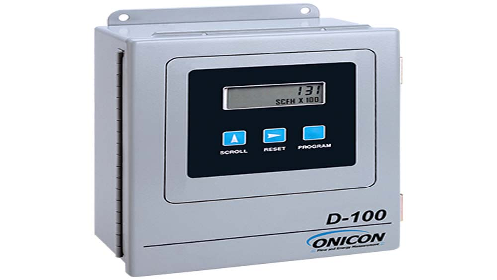 Display Totalizador D-100