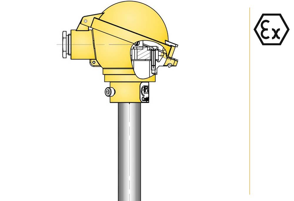 Sensores de Temperatura  CT U1, CT U2, CT U3, CT U4