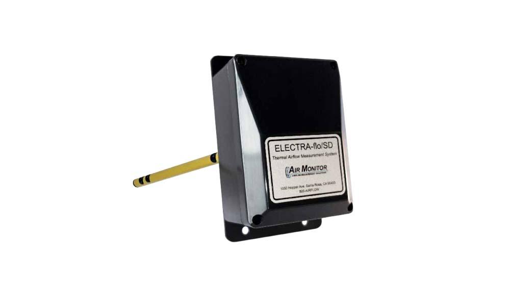 Medidor de Fluxo de Ar Electra-flo/SD
