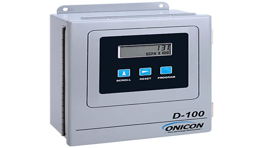 Display Totalizador D-100